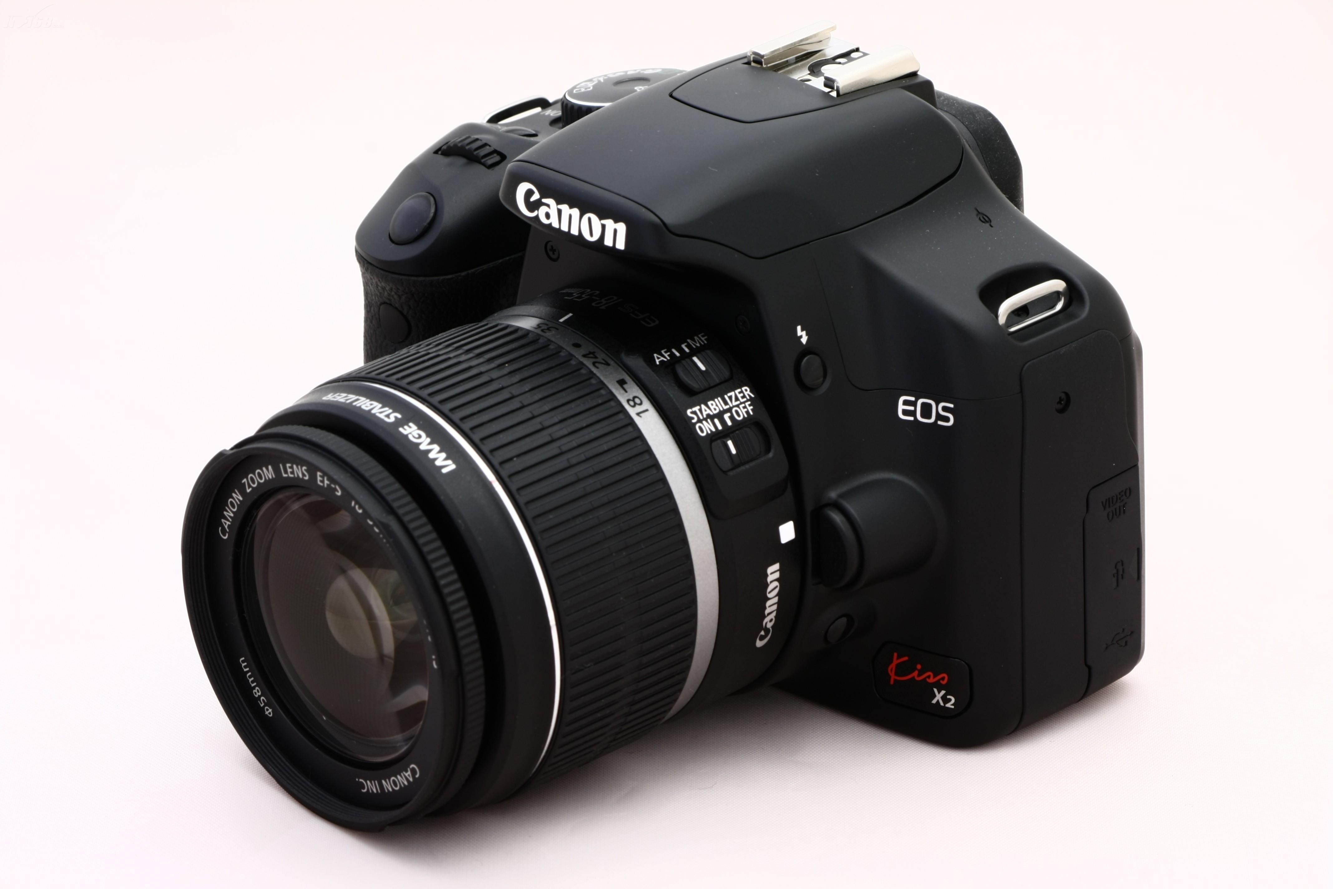 佳能eos 450d数码相机产品图片83素材-it168数码相机