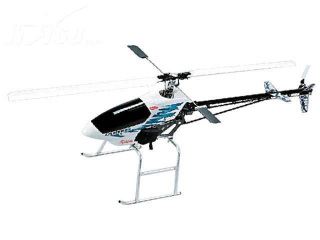 京商26cc航拍遥控汽油直升机航模产品图片1