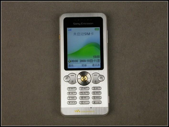 索尼爱立信w302c外观图片10素材-it168手机图片大全