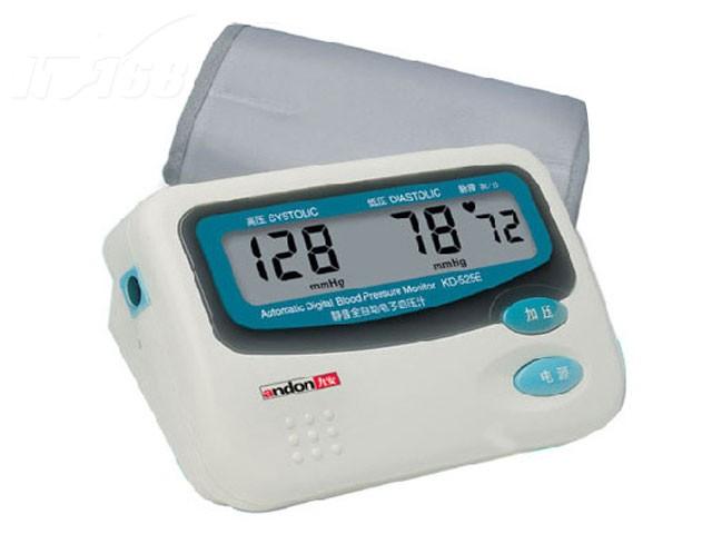 KD 525E血压计产品图片1素材 IT168血压计图片大全