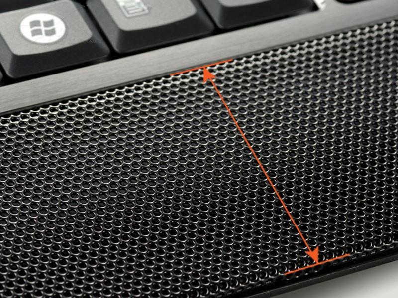 安耐美凯撒铝制铁网键盘键盘产品图片8素材-it168键盘