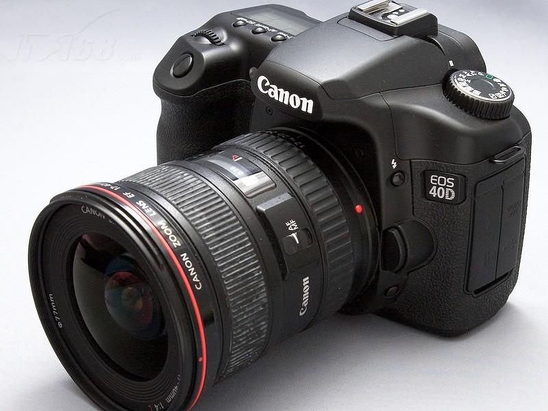 佳能eos 40d数码相机产品图片41素材-it168数码相机