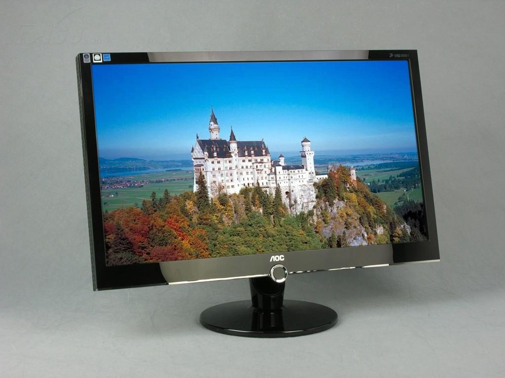 aoc2430v液晶显示器产品图片16素材-it168液晶显示器