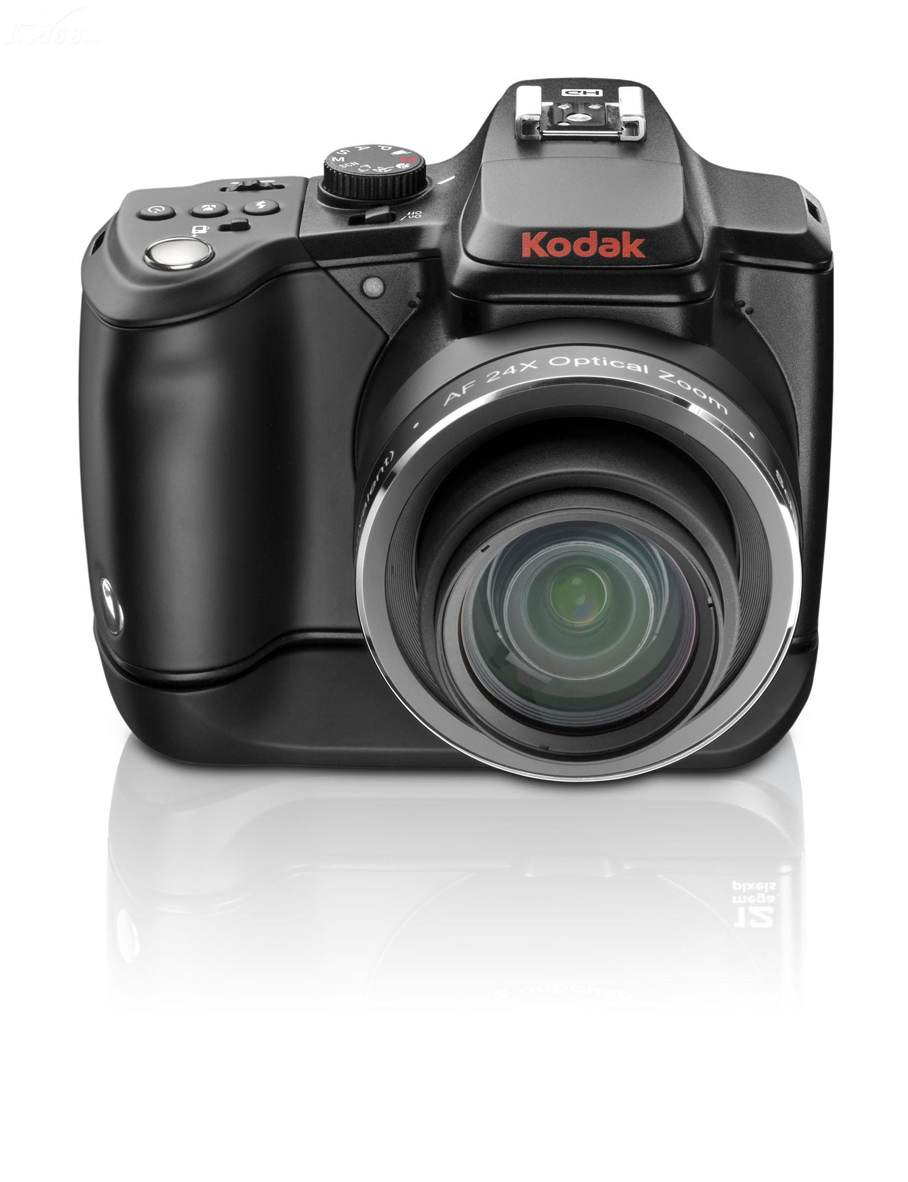 柯达z980数码相机产品图片5素材-it168数码相机图片