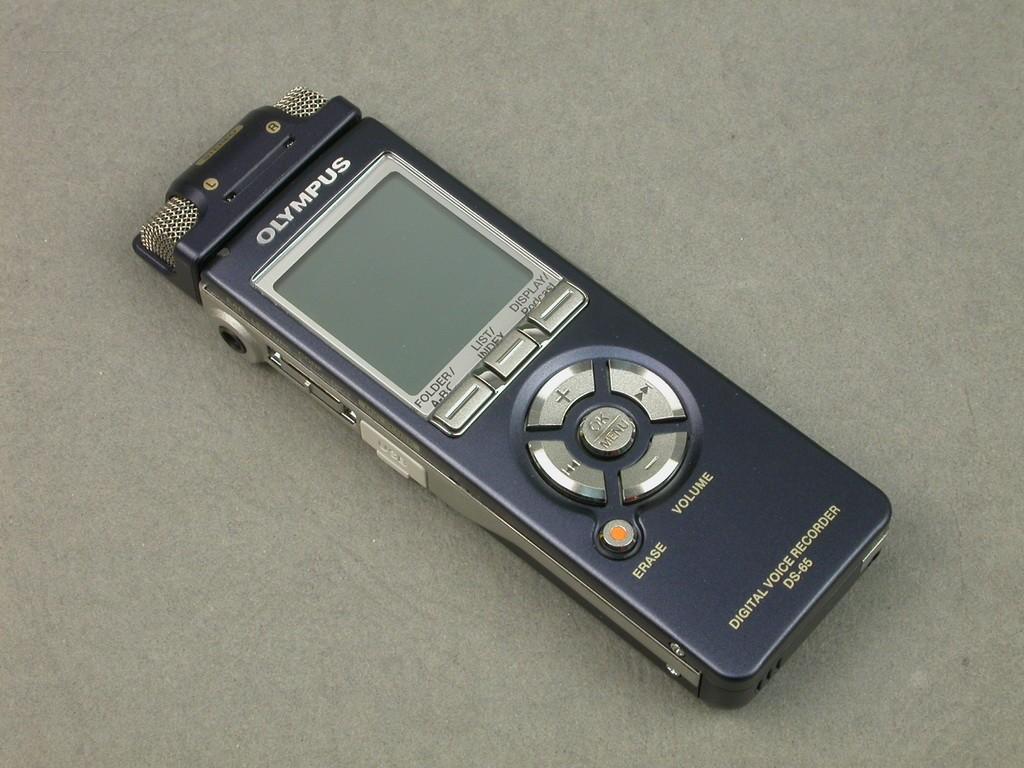 奥林巴斯ds65(2g)录音笔产品图片5素材-it168录音笔