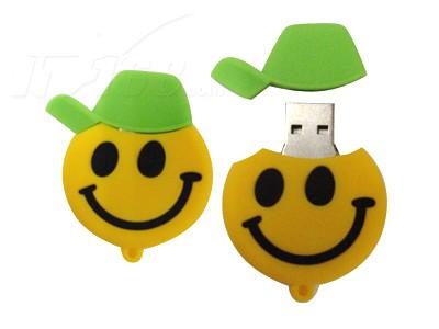 创意u盘笑脸(4g)u盘产品图片2