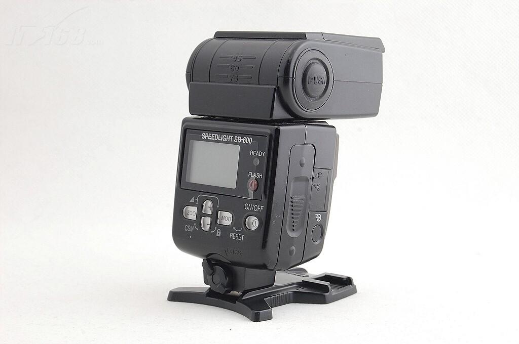 尼康sb-600闪光灯/手柄产品图片5素材-it168闪光灯