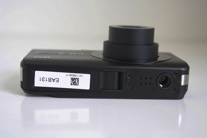 卡西欧ex-z90整体外观图图片6素材-it168数码相机图片