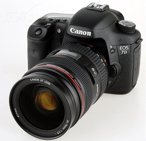 佳能7d镜头图片2素材-it168数码相机图片大全