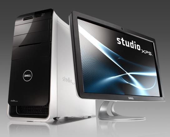 戴尔Studio XPS 8000 S210280CN 台式机产品图片4素材 IT168台式机图片大全