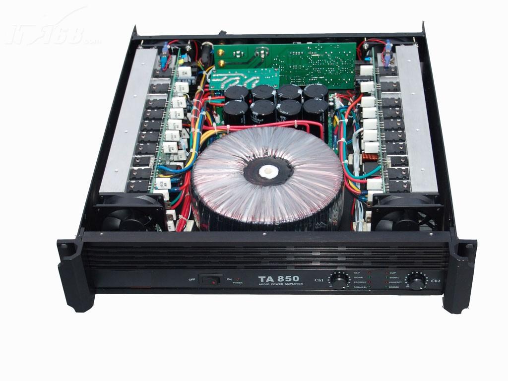 斯图ta450音响功放产品图片1