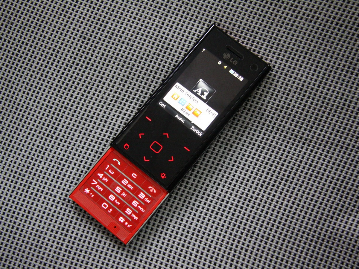 lgbl20 巧克力手机产品图片2素材-it168手机图片大全