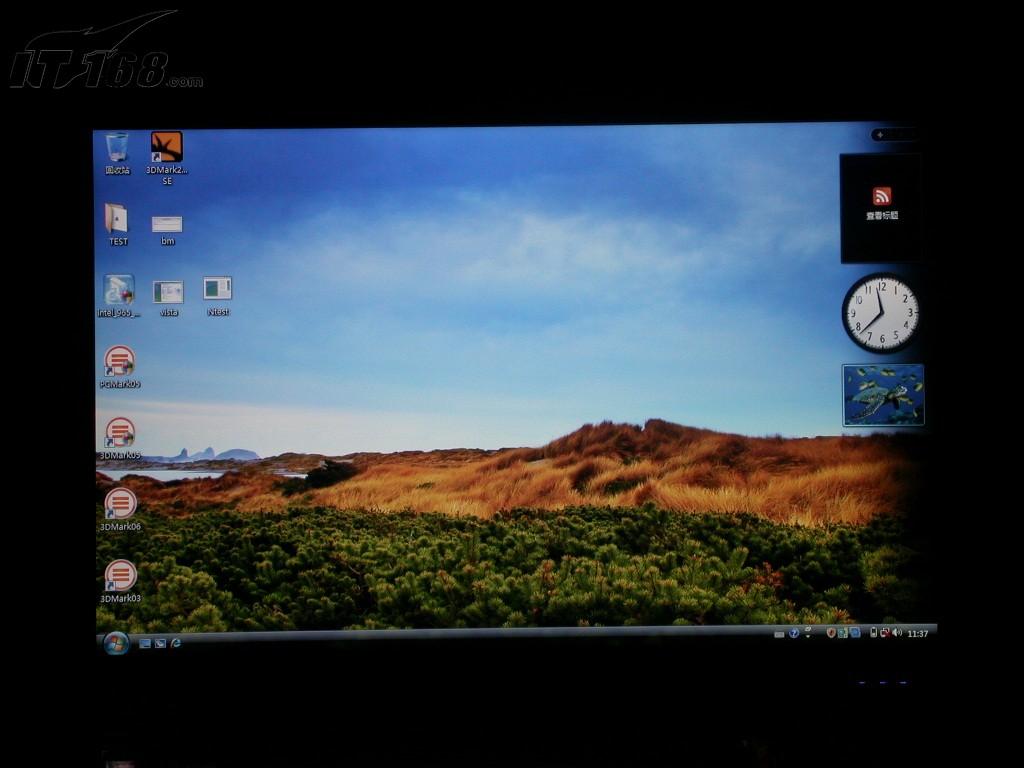 神舟优雅HP500 D5笔记本产品图片8