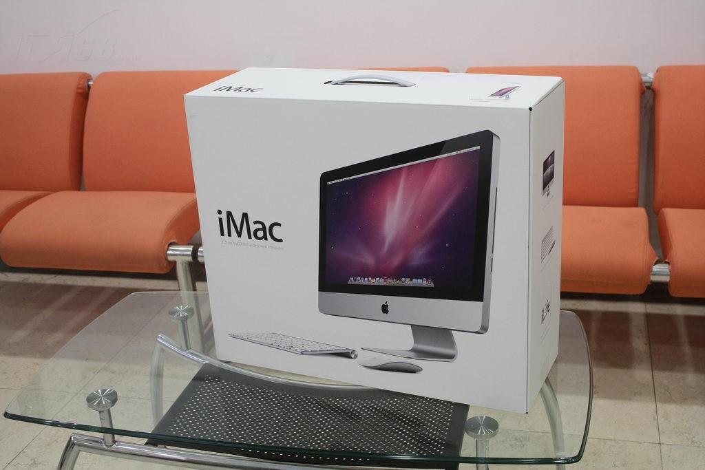 苹果imac(mb950ch/a)一体电脑产品图片3素材-it168