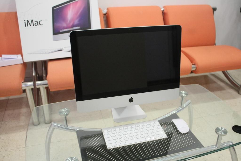 苹果imac(mc413ch/a)一体电脑产品图片5素材-it168