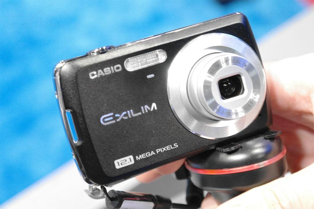 卡西欧ex-z35数码相机产品图片7素材-it168数码相机
