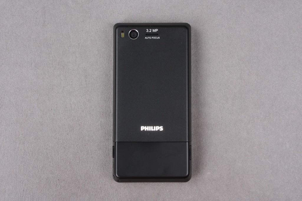 飞利浦x605背面图片素材-it168手机图片大全