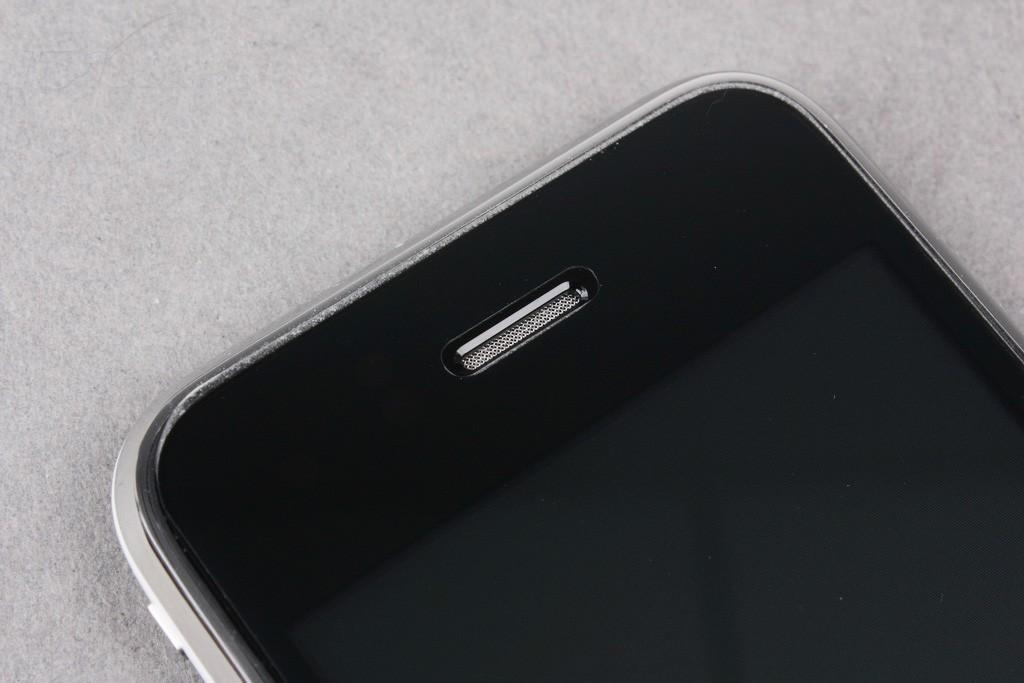 苹果联通iphone 3gs 16g听筒图片素材-it168手机图片