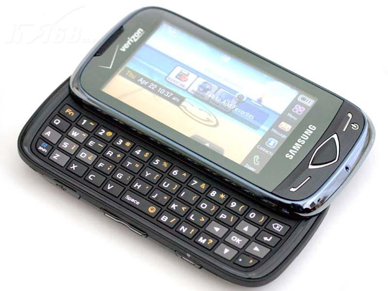 三星u820外观图片8素材-it168手机图片大全