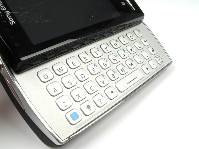 索尼爱立信u20i全键盘图片素材-it168手机图片大全