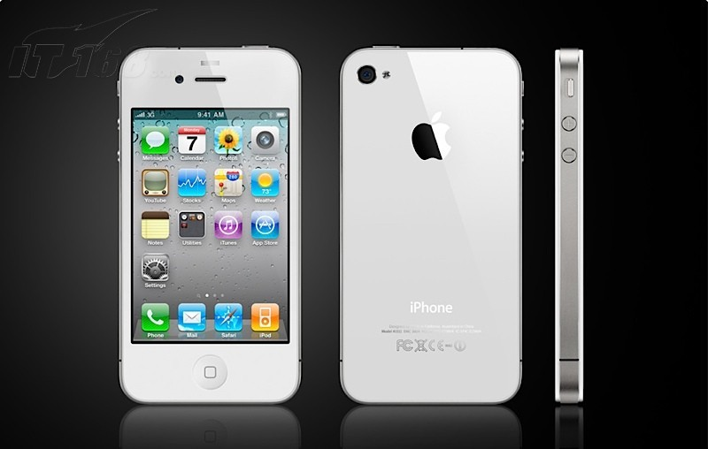 iphone4 效果图