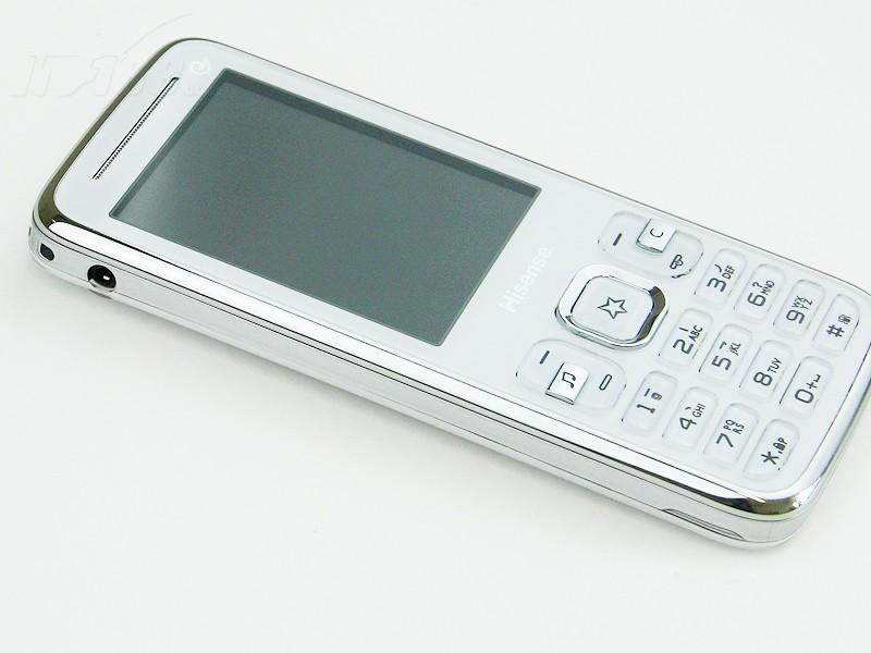 海信e500外观图片7素材-it168手机图片大全