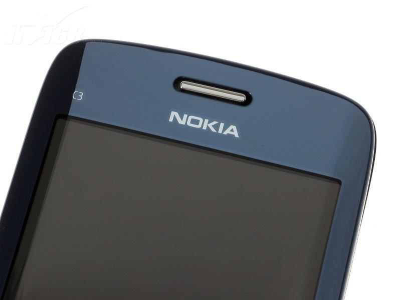 诺基亚c3听筒图片素材-it168手机图片大全