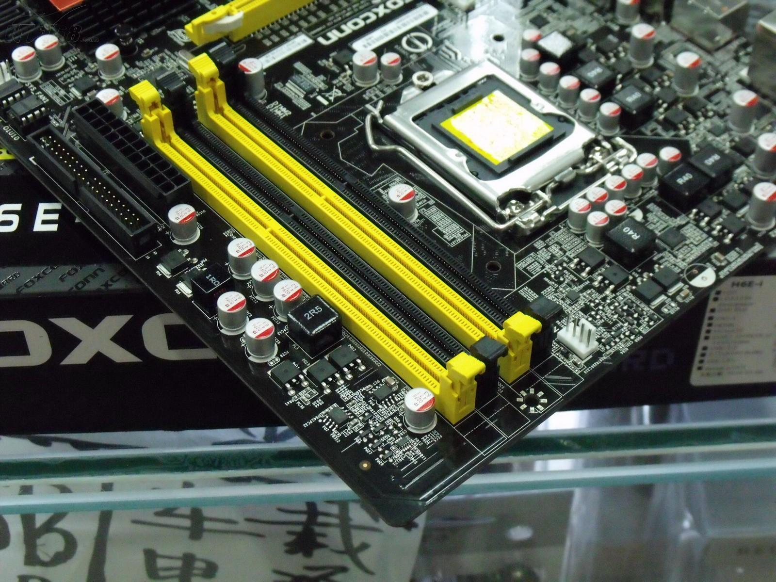 富士康h6e-i主板产品图片5