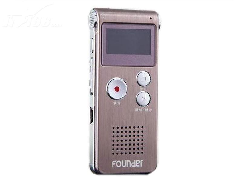 方正l608(2g)录音笔产品图片2素材-it168录音笔图片