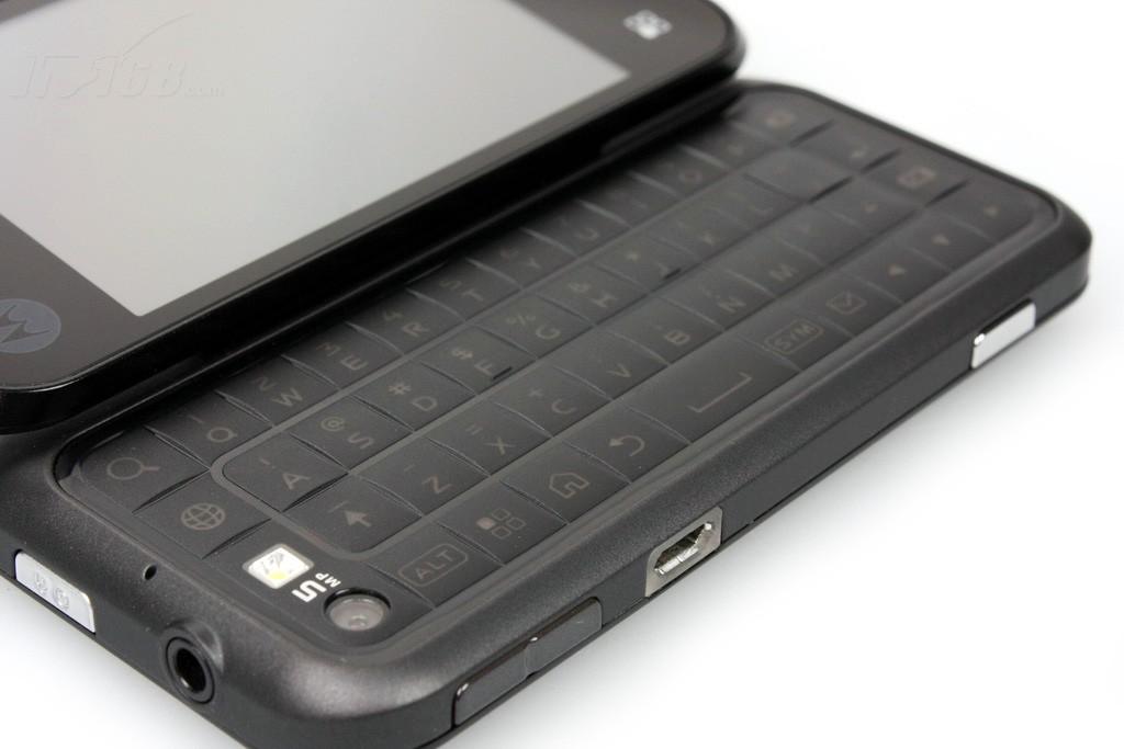 摩托罗拉智游 me600(黑金刚版)手机产品图片20素材-it