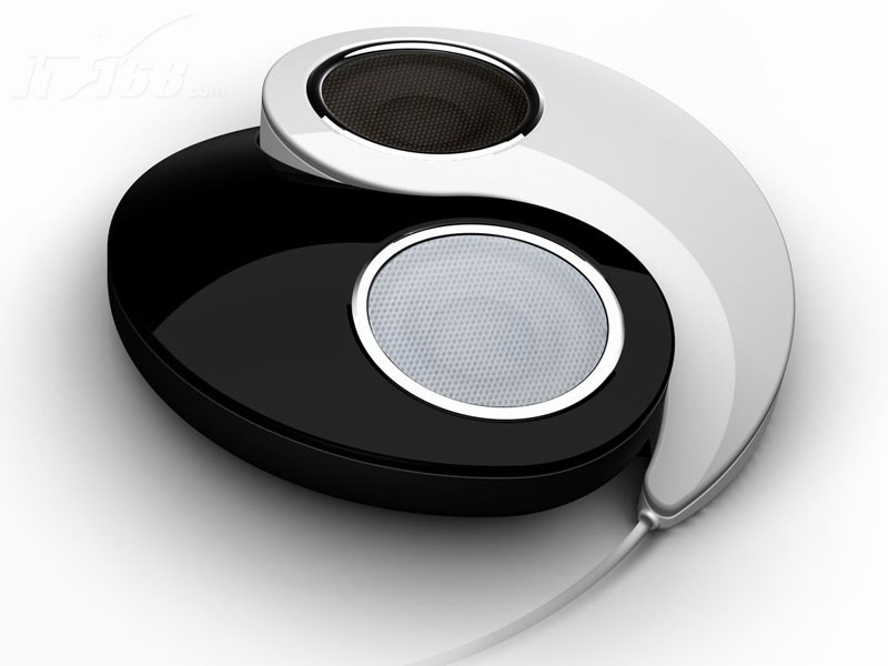 i-mu太极音箱产品图片2素材-it168音箱图片大全
