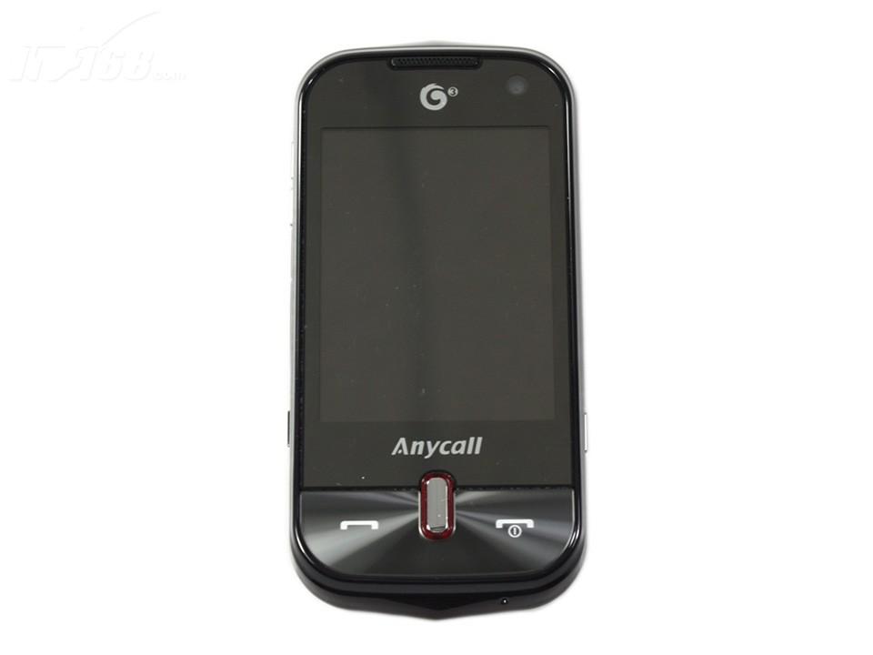 三星s5630c正面图片素材-it168手机图片大全