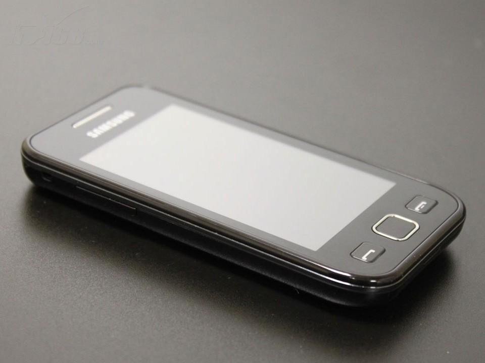 三星s5250 wave 525外观图片1素材-it168手机图片大全
