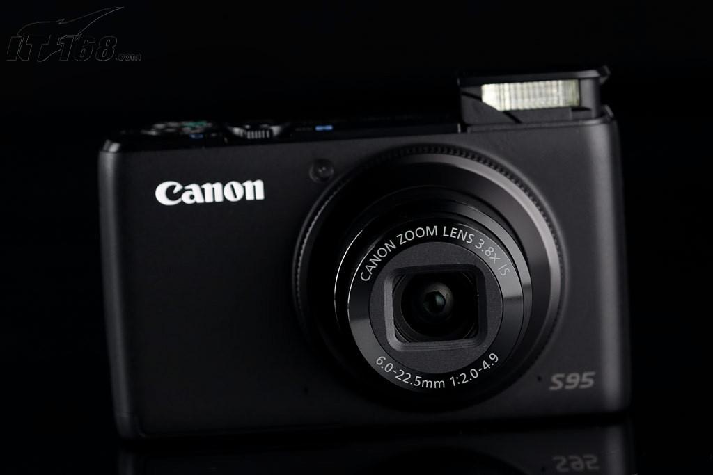 佳能s95效果图图片3素材-it168数码相机图片大全