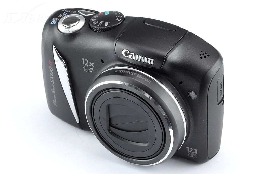 佳能sx130 is数码相机产品图片7素材-it168数码相机