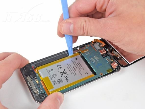 苹果ipod touch4(8g)拆机图片6