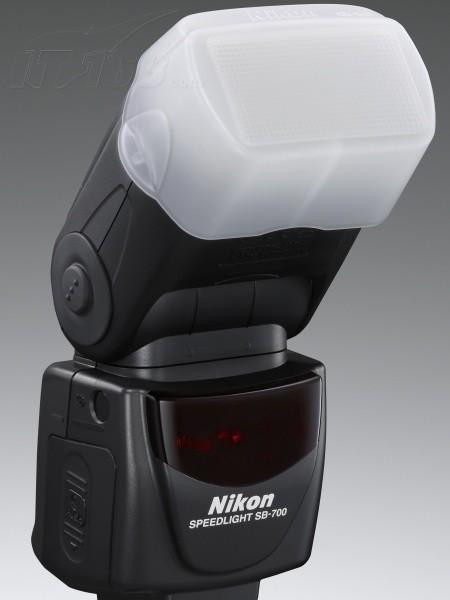 尼康sb-700闪光灯/手柄产品图片14素材-it168闪光灯