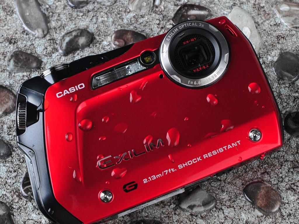 卡西欧g1数码相机产品图片156素材-it168数码相机图片
