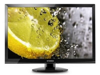 现代t270wh液晶显示器产品图片1素材-it168液晶显示器