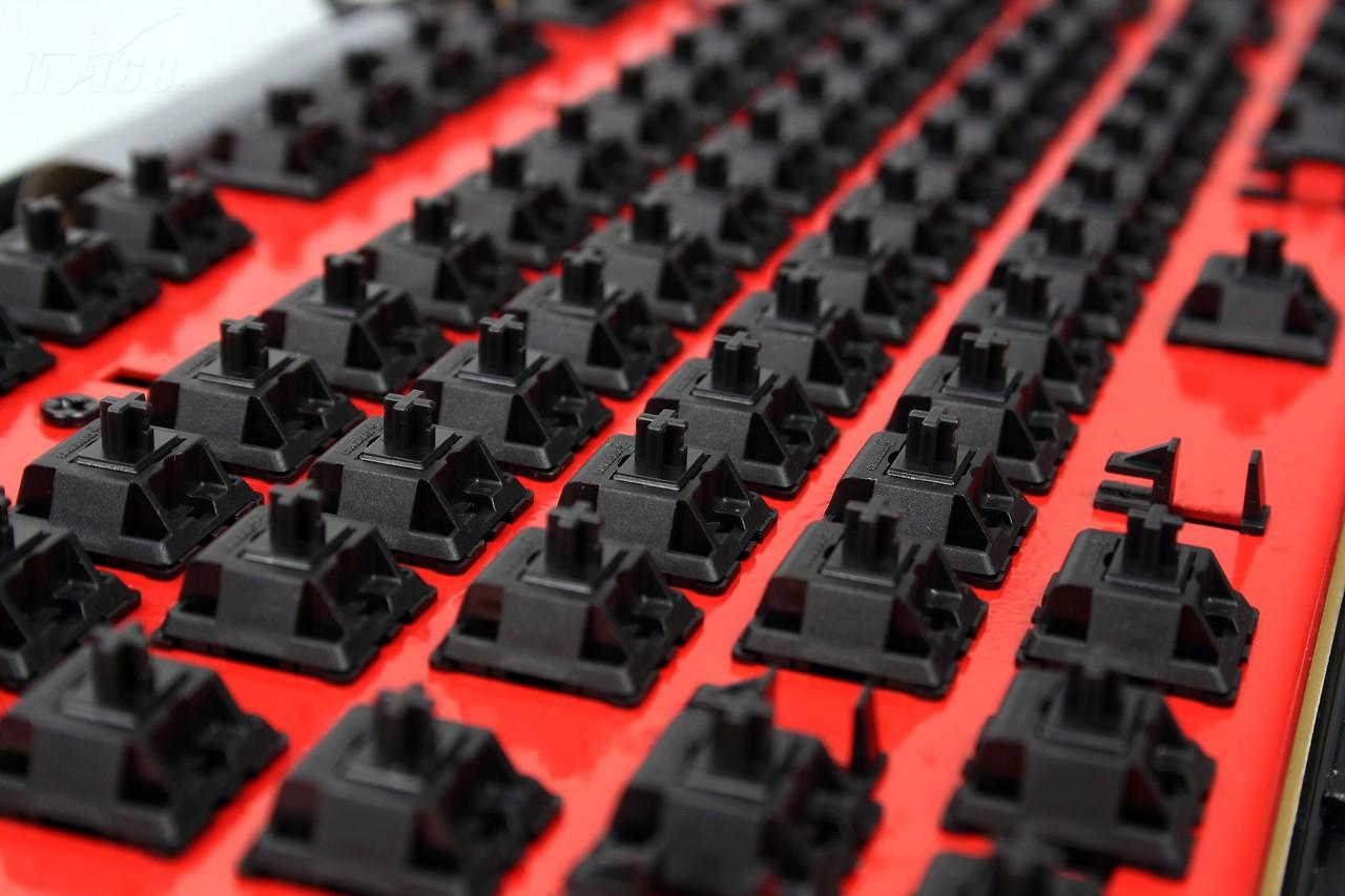雷柏v5专业游戏机械键盘键盘产品图片29素材-it168