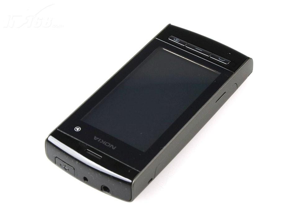诺基亚5250屏幕大小_诺基亚5250手机产品图片3素材-IT168手机图片大全