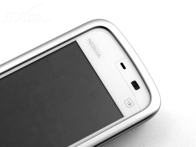 诺基亚5236听筒图片素材-it168手机图片大全