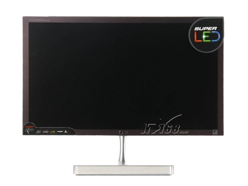 lge2290v整体外观图图片1素材-it168液晶显示器图片