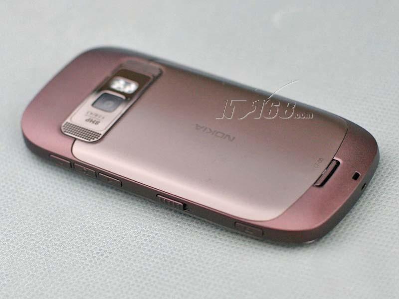 诺基亚c7(联通定制版)手机产品图片7素材-it168手机