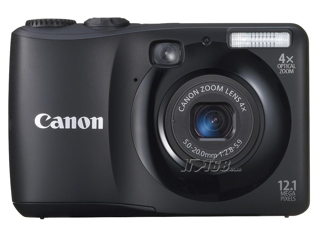 佳能a1200整体外观图图片1素材-it168数码相机图片大全