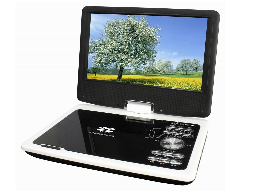 先科SA 986D影碟机产品图片1素材 IT168影碟机图片大全