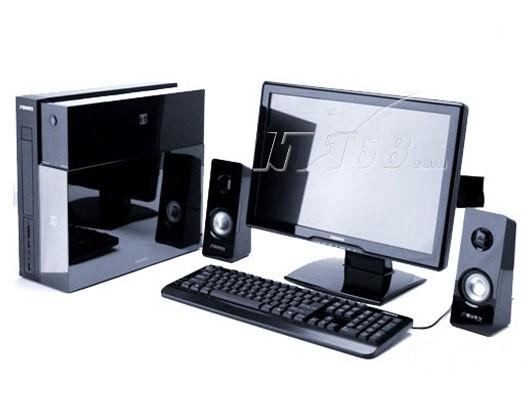 清华同方真爱 v9800台式机电脑产品图片1