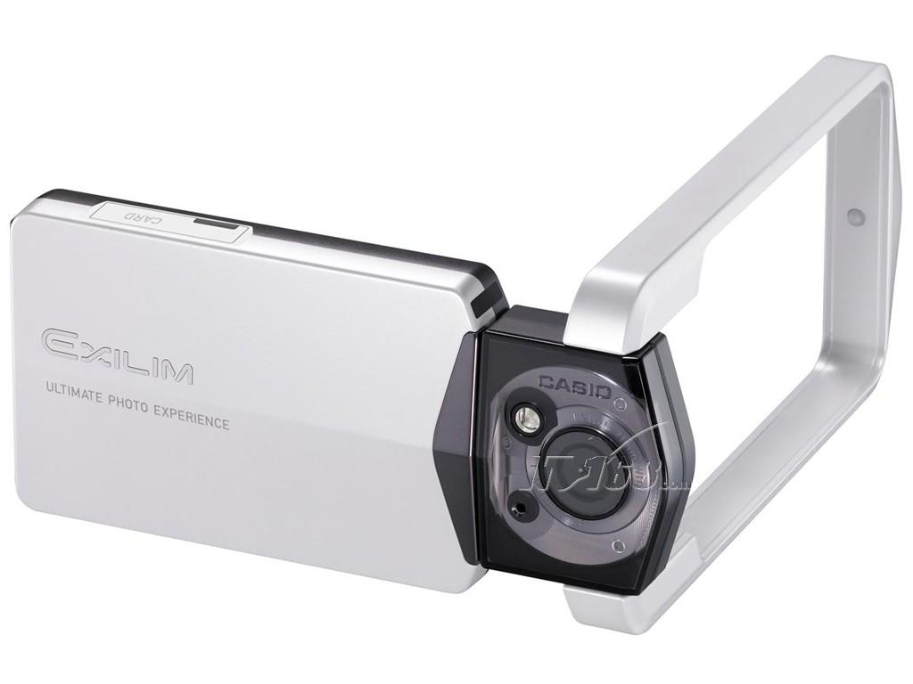 卡西欧tr100数码相机产品图片1素材-it168数码相机