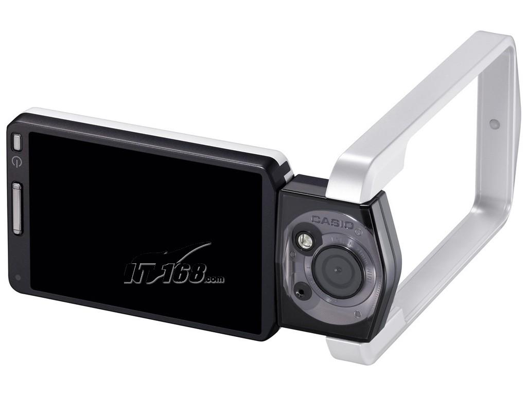 卡西欧tr100数码相机产品图片3素材-it168数码相机