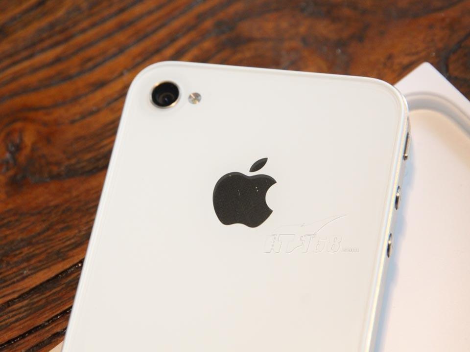 苹果iphone4 32g(白色版)手机产品图片111素材-it168